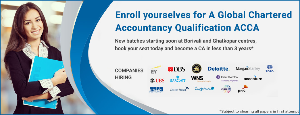 enroll yourself for acca